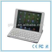 Mini external keyboard for ipad mini 3 shenzhen factory direct sale bluetooth keyboard price