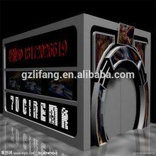 High quality Best-Selling luxury 5d cinema simulator game machine