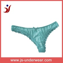 thong,teen girls thong,thong with lace for young ladies(Accept OEM)