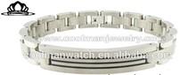 2014 charm men stainless steel bracelet