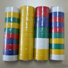 shrink packing PVC adhesive insulation tape