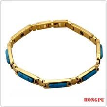 2014 new arrival gemstone magnetic bracelet, magnetic bracelet benefit, magnetic health bracelet