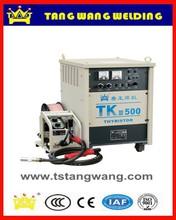 La máquina de soldadura mig mag/máquina de soldadura mig importados de china