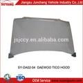 Daewoo Tico Auto capo / capilla del motor piezas de carrocería fabricante
