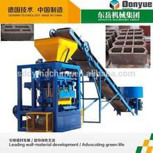 QT10-15 machine block ciment / full automatic block making production line