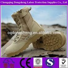 Anti slip ranger military parade combat shoes