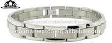 316l stainless steel mens bracelet