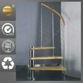 Edelstahlseil baluster mit pvc handläufe für treppen/veranda verwendet