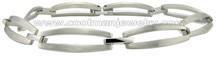316L stainless steel couple love bracelet