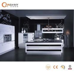 Modular UV printing kitchen cabinet manufacturer,mdf cabinet kitchen