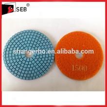 granite fabrication tools polishing pads SEB-PP110677