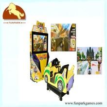 2014 new arrival car racing arcade game machine, newest 50 LCD DIDO kart simulator arcade racing car game machine