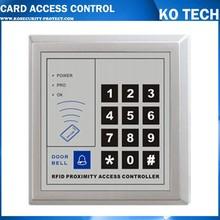 KO-SC101 Wireless key card entry systems