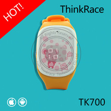 Thinkrace best-selling cell phones with gps for kids security TK700