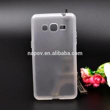 Soft Gel TPU Back Phone Cover Case for Samsung Galaxy Grand Prime G530H G5308W