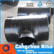 ansi b 16.9 seamless butt weld c s carbon steel tee
