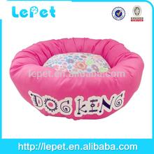 mini soft strawberry shape pet bed