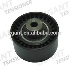 hot selling timing chain v-ribbed belt tensioner pulley for peugeot 206,307(oem:0830.62)
