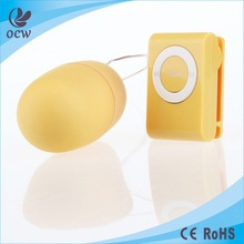MP3 Controller Wireless Remote Control Vibrating Egg Women Sex Product