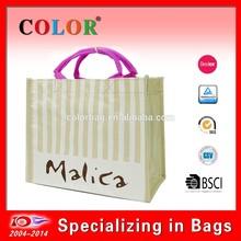 tote bag manufacturer, cheap pp woven shopping bag
