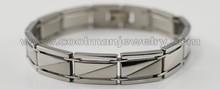 Western style stainless steel bracelet