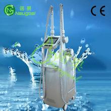 active vertical ultrasonic liposuction vacuum cavitation machines M8+2 with ce