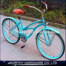 26'' cheap electric bike mountain bike and beach cruiser
