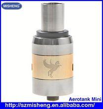 Misheng Geeco 1:1 Clone Dark Horse Rda Lancia Rda Atomizer Wholesale Exgo W3