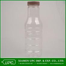 plastic water bottle with cap/PET bottle for juice