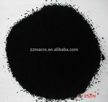 Black powder chemical formula of carbon black