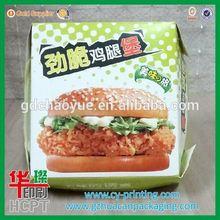 cheap Hamburger and cupcake boxes wholesale