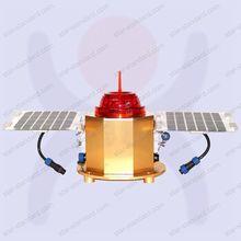 Solar Low-Intensity Type A Tower Warning Light