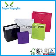 Wholesale Paper Packing Bag /Popular Paper Gift Bag