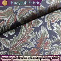 Yarn dyed polyester jacquard curtains turkey