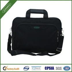 Shoulder polyester micro-fibric laptop bag,computer bag,notebook bag for buisiness