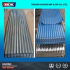 Hot Sale! High Quality Galvanized Corrugated Aluminum Tile Roofing For Wall