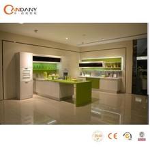 Modular UV printing kitchen cabinet manufacturer,kitchen cabinet table top