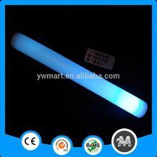 Cheap wholesale customzied eco-friendly 3 flash modes led concert foam stick