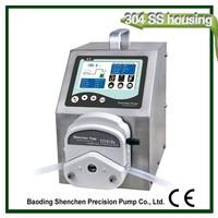 food grade oil dispense peristaltic pump
