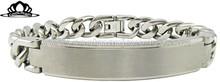 new model carbon fiber stainless steel bracelet wholesale