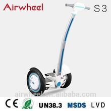 Airwheel motorcycle speedometer