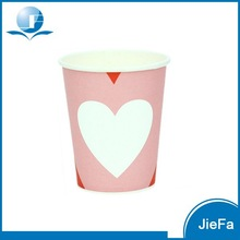 Food Grade Birthday Party Hot Drink Paper Cup