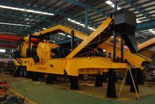 New design stone mobile crusher type 300 400 di indonesia