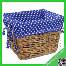 Alta- qualità squisita paglia cestino del pane, tessuto cestino del pane
