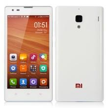 Original Xiaomi RedMi 1S Smart phone 4.7 Inch HD Screen Snapdragon 400 Quad Core Android 4.3 - White