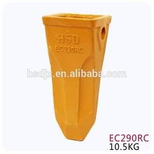 Hot sale excavator bucket tooth / Volvo pasts / tiger teeth excavator