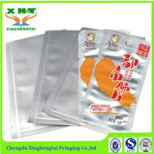 resealable vacuum food packaging bag aluminum foil bag