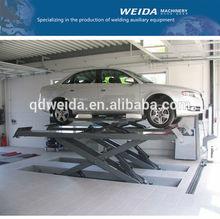 Inground hydraulic wheel aligner equipment/car lift
