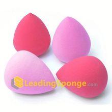 europe cosmetic sponge with handle