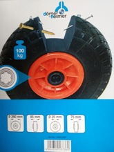 wheelbarrow tyre 300-4